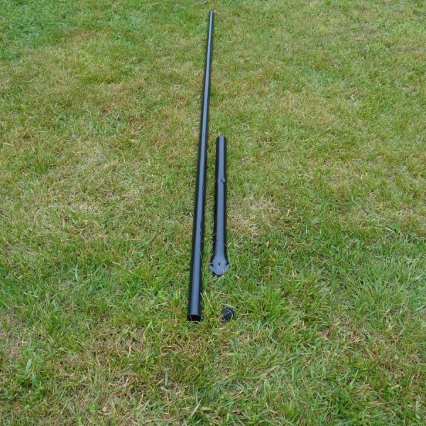 Ultra Deer Fence Post With Sleeves