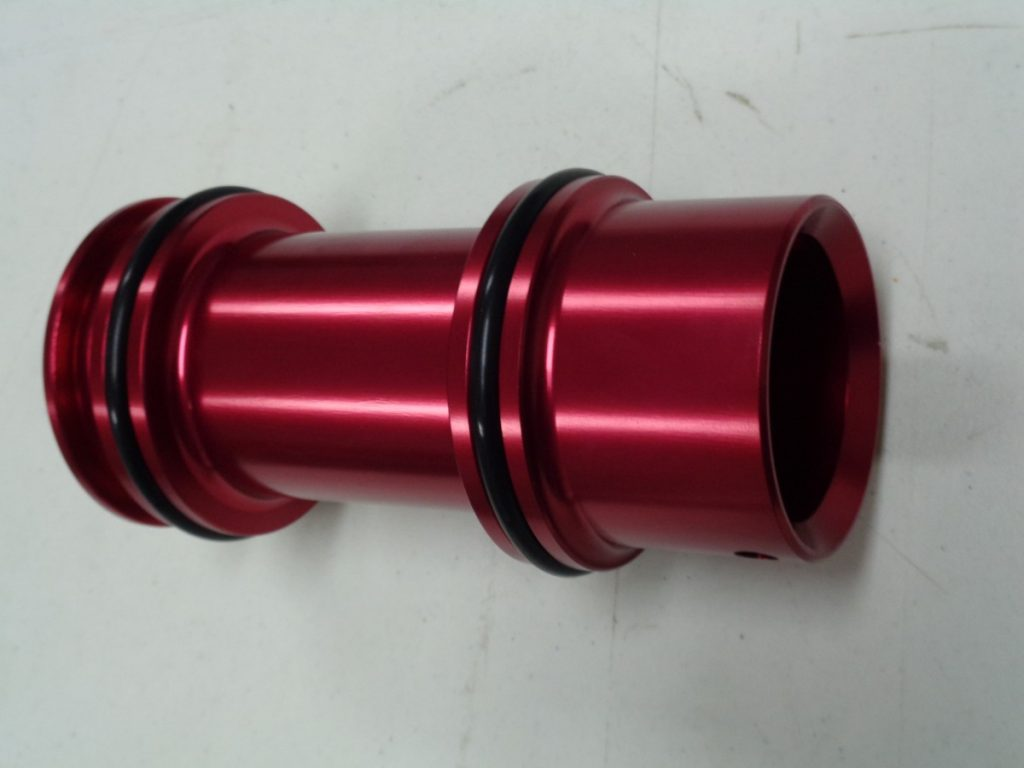 Post Driver Reducer